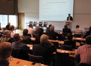 Knut Heidar på Statsviterkonferansen 2012